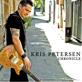 Kris Petersen - Chronicle Album Cover