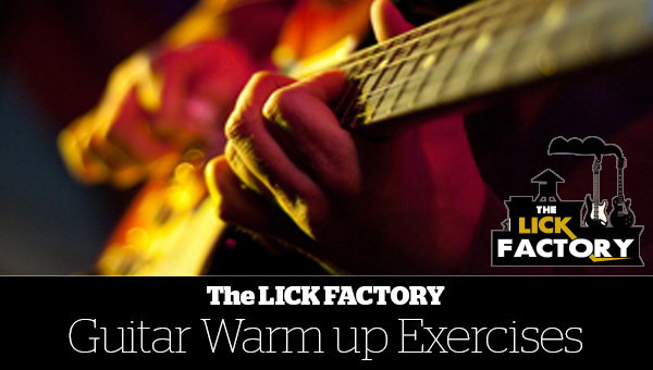 The Guitar Lick Factory