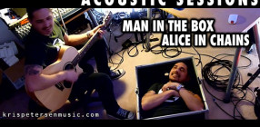 Alice in Chains - Man in the Box (Kris Petersen acoustic cover)